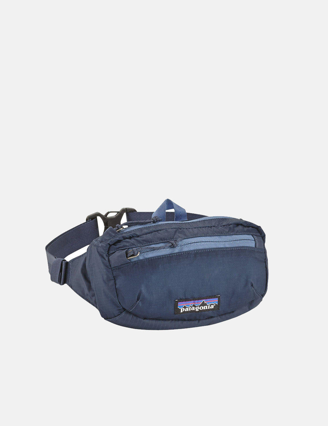 Patagonia Lightweight Travel Mini Hip Bag - Dolomite Blue