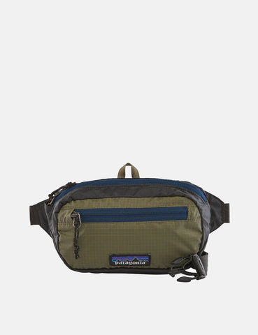 Patagonia Ultralight Black Hole Mini Hip Bag - Ink Black