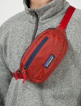 Patagonia Ultralight Black Hole Mini Hip Bag - Rincon Red