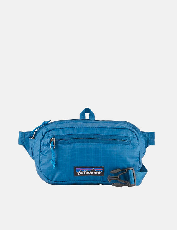 Sac Banane Patagonia Ultralight Black Hole Mini - Steller Blue