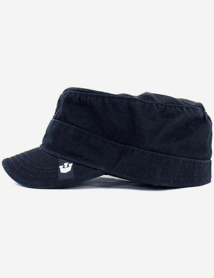 Goorin Private Cadet Military Cap - Navy Blue