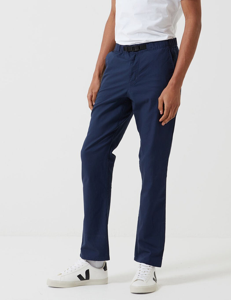 Patagonia Organic Cotton Gi Pants (Lightweight) - New Navy