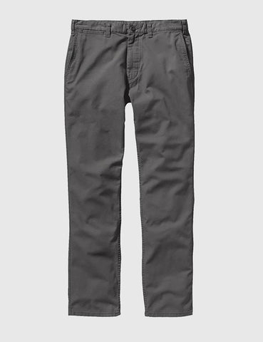 Patagonia Duck Pant (Straight) - Forge Grey