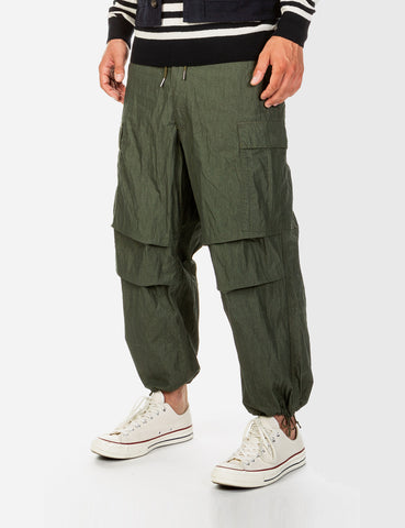 Levis Made & Crafted Cargo Pant - Army Green
