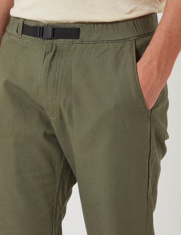 Patagonia Gi Pants (Cotton) - Industrial Green
