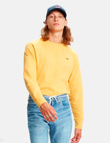 Levis Original HM Icon Crew Sweatshirt - Golden Apricot