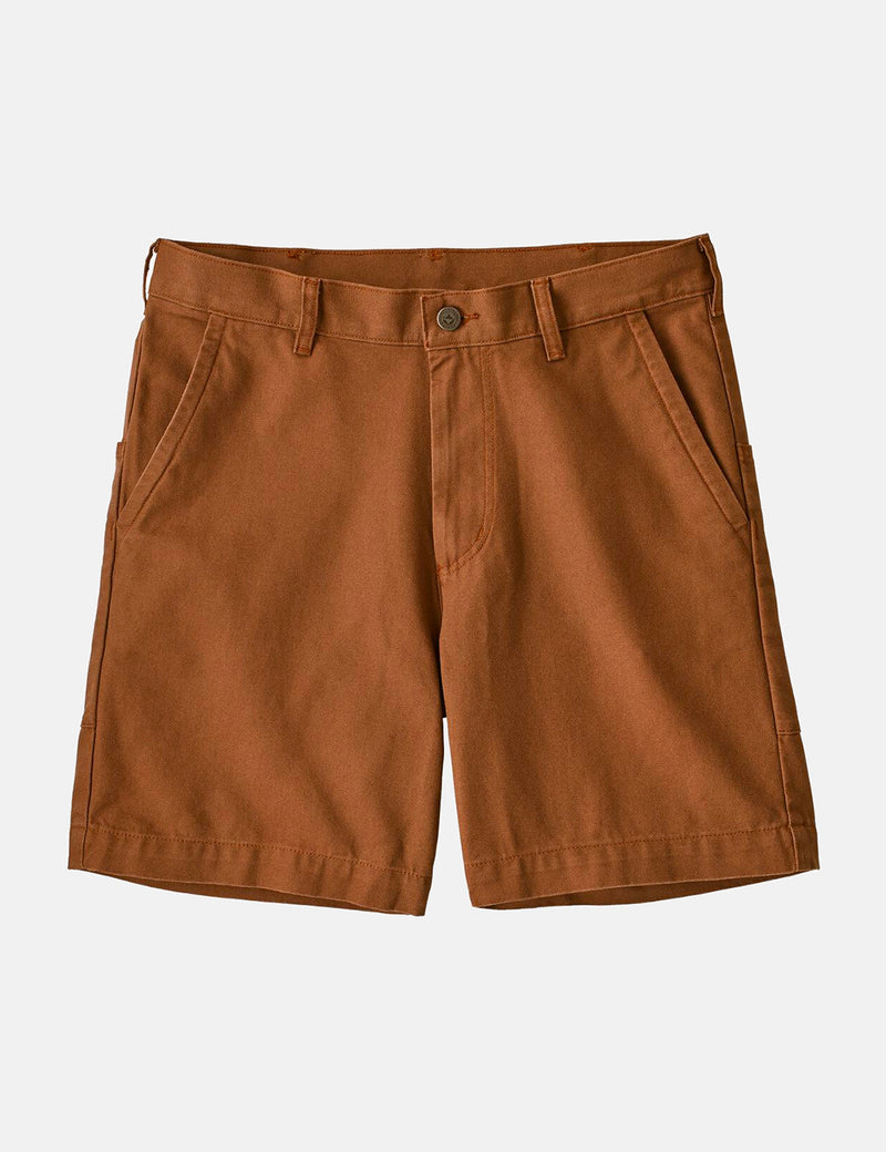 "Patagonia Stand Up Shorts (7"") - Earthworm Brown"