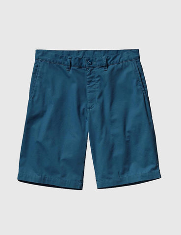 "Patagonia All Wear Chino Shorts (10"") - Bay Blue"