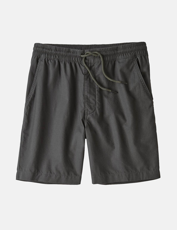 Patagonia All-­Wear Hemp Volley Shorts - Forge Grey