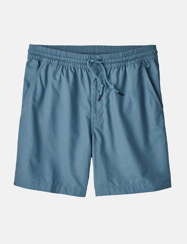 Patagonien All-Wear Hanf Volley Shorts - Taubenblau