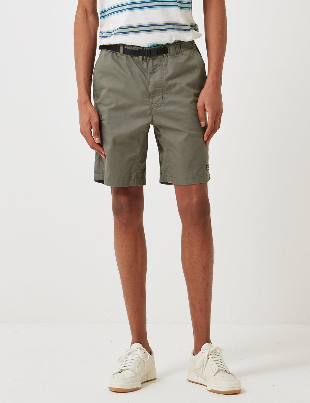 Patagonia Performance Gi IV Shorts (8 in) - Industrial Green | URBANEXCESS.