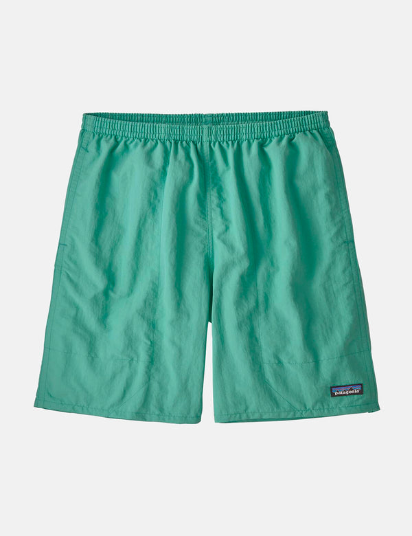 "Patagonia Baggies Longs Shorts (7"") - Light Beryl Green"