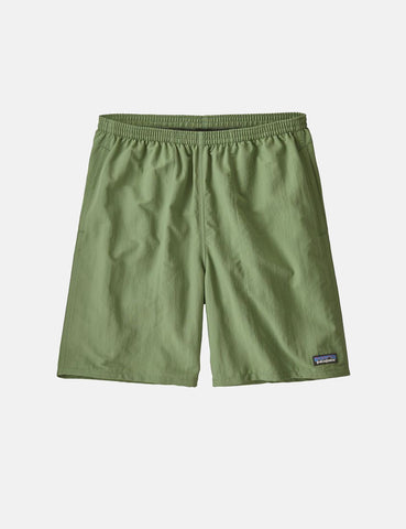 "Patagonia Baggies Longs Shorts (7"") - Matcha Green"