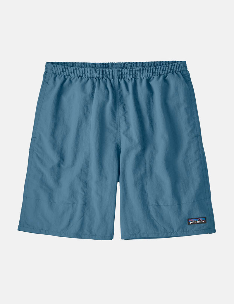 "Patagonia Baggies Longs Shorts (7"") - Pigeon Blue"