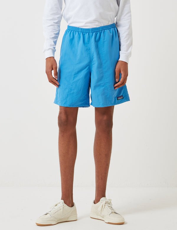 "Patagonia Baggies Longs Shorts (7"") - Port Blue"