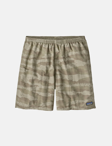 "Patagonia Baggies Longs Shorts (7"") - Rock Camo"