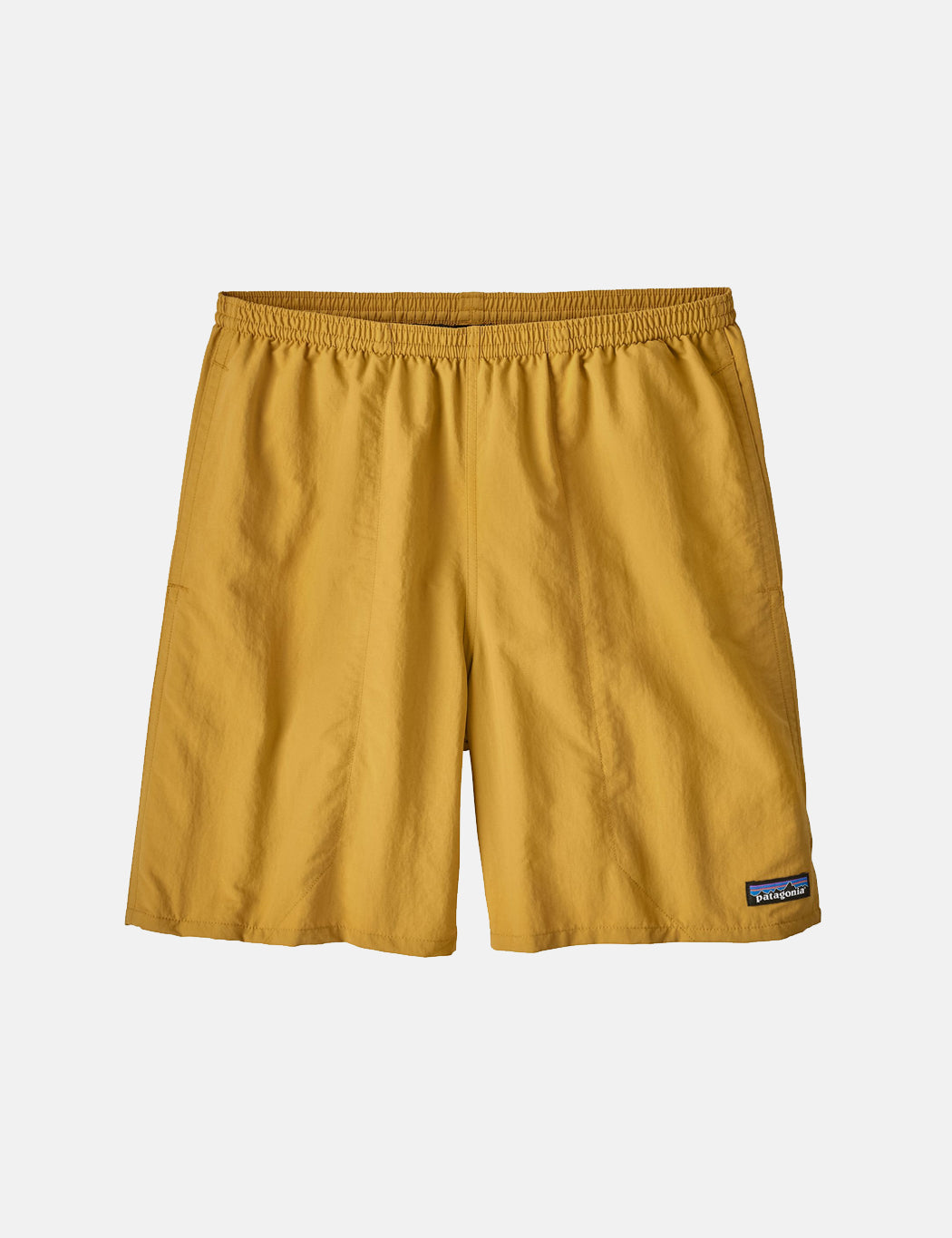 "Patagonia Baggies Longs Shorts (7"") - Yurt Yellow"