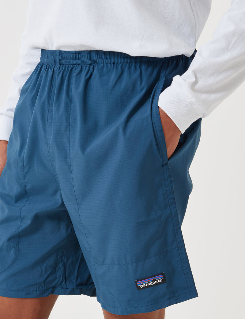 "Patagonia Baggies Lights Shorts (6.5"") - Stone Blue"