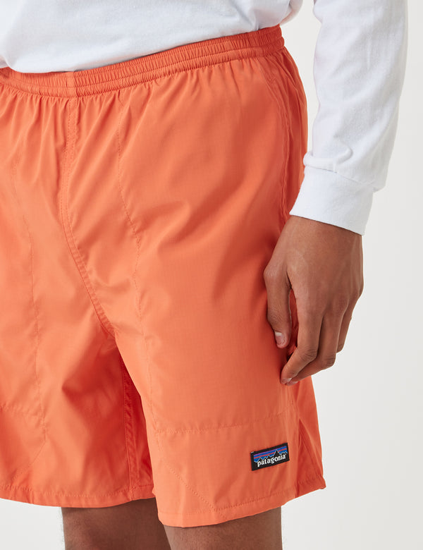 "Patagonia Baggies Lights Shorts (6.5"") - Sunset Orange"