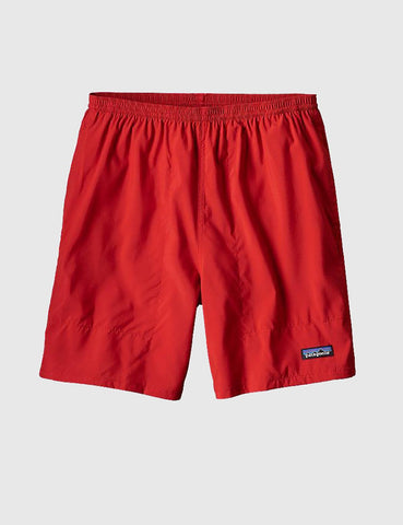 "Patagonia Baggies Lights Shorts (6.5"") - Fire Red"