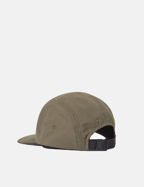Casquette Parlez Marieholm 5 Panel - Light Khaki