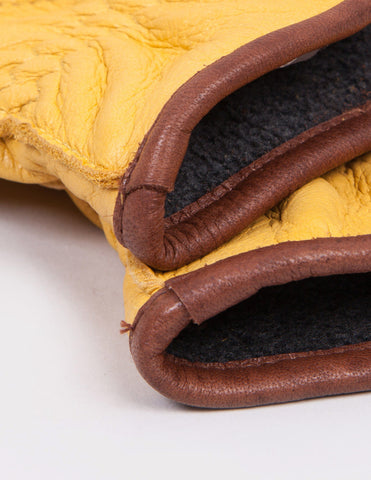 Hestra Ornberg Gloves - Natural Yellow