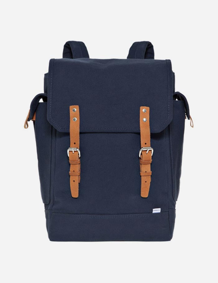 Sandqvist Bob Backpack - Navy Blue