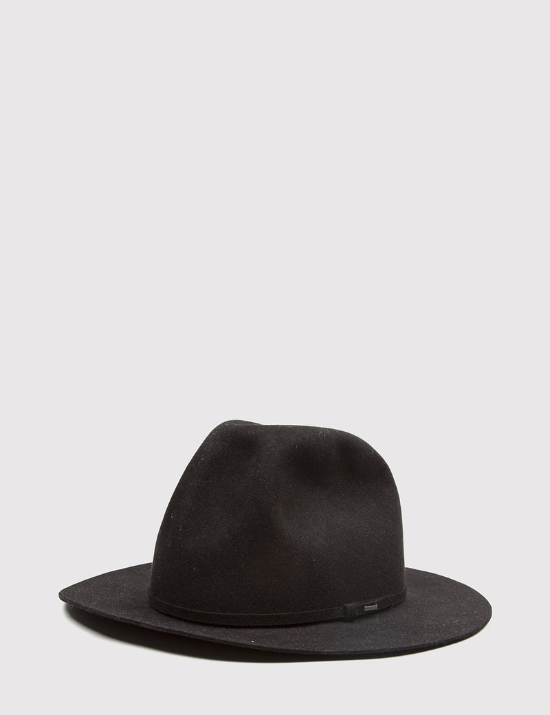 Bailey Antone Mountain Hat - Black