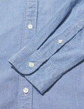 Levis Sunset One Pocket Shirt - True Blue