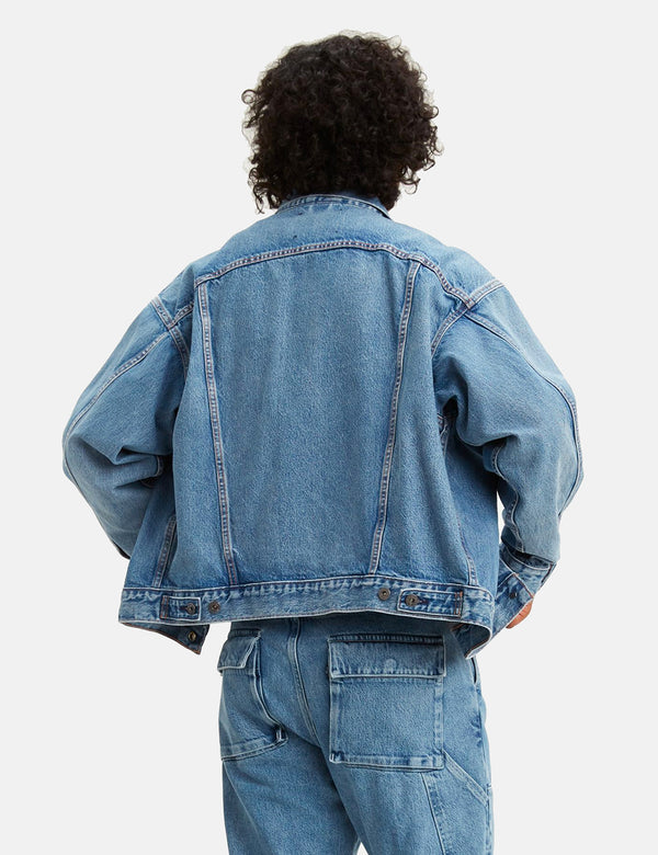 Levis Made & Crafted Oversized Type 3 Trucker Jacket - LMC Timmer
