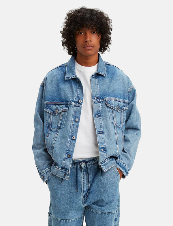 Levis Made & Crafted Maxi-Typ 3 Trucker Jacket - LMC Timmer