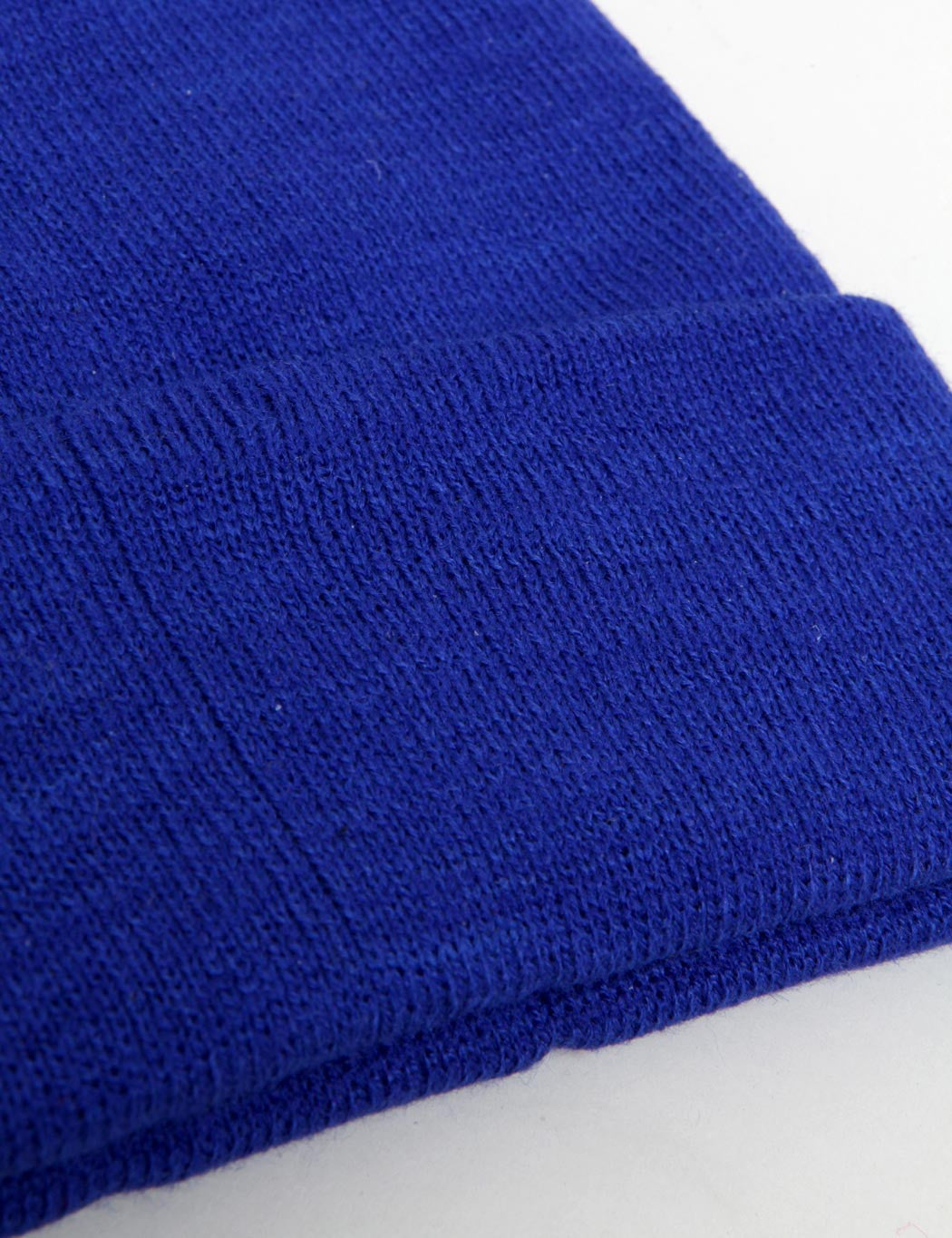 UE Skate Roll Cuff Beanie Hat - Royal Blue