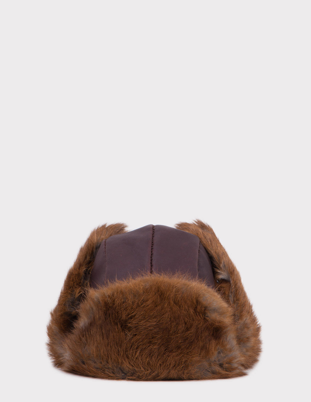 Bailey Vernon Trapper Hat - Brown