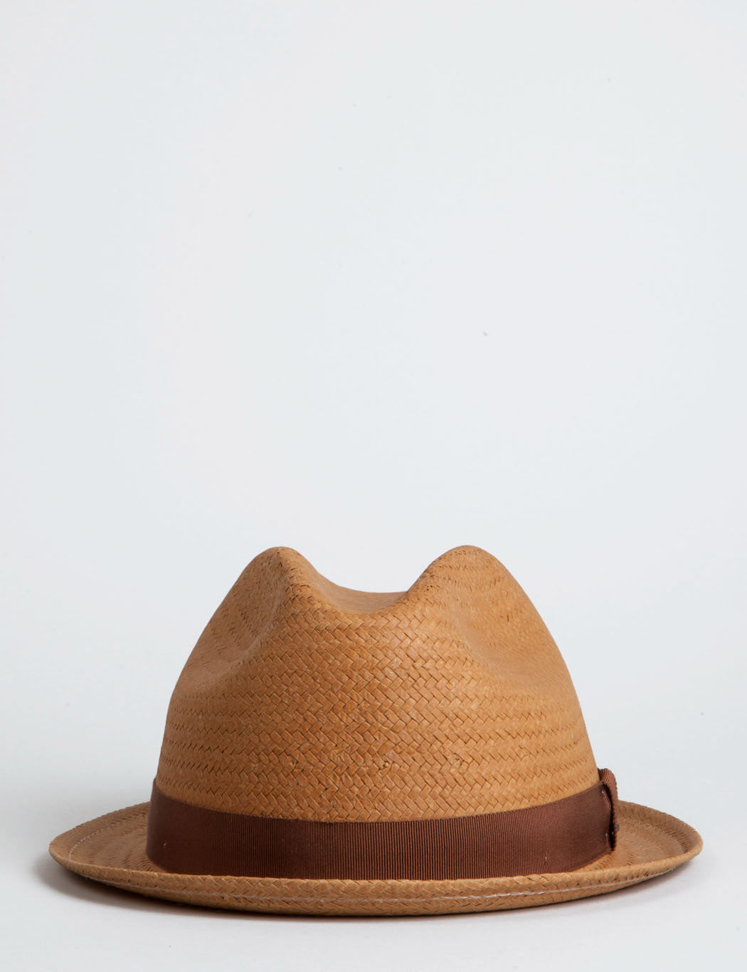 Bailey Wicket Straw Triby Hat - Cumin