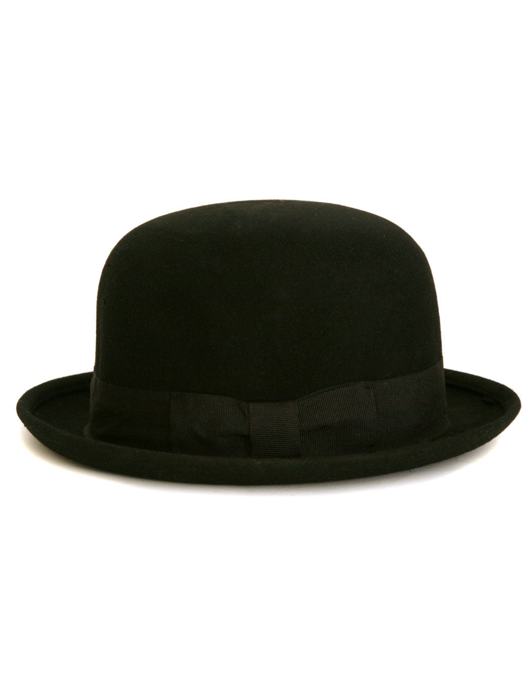Laurel Soft Bowler Hat - Black