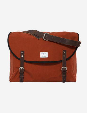 Sandqvist Erik Messenger Bag - Red