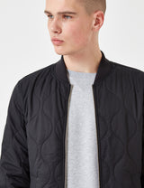 Gant Rugger The One Liner Jacket - Black