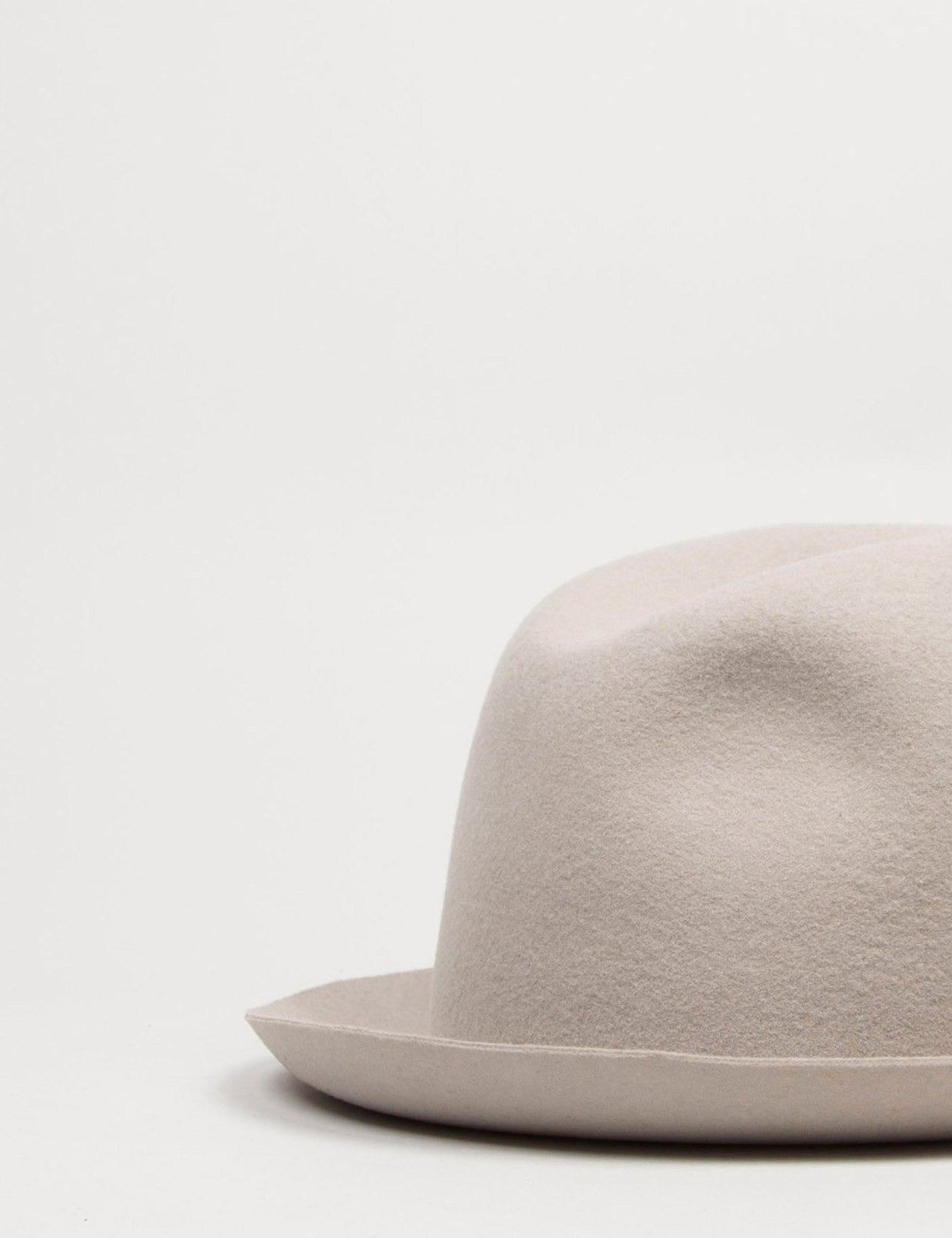 Bailey Chipman Unstructured Tribly Hat - Silver Belly