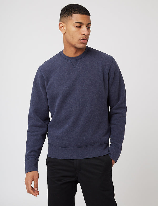 Levis Made & Crafted Relaxed Crewneck Sweat - Olympus