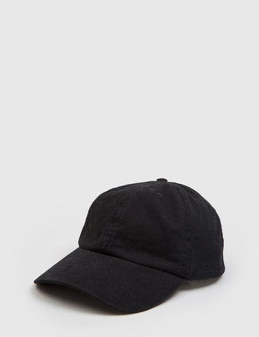 Stetson Curved Peak Baseball Cap - Black