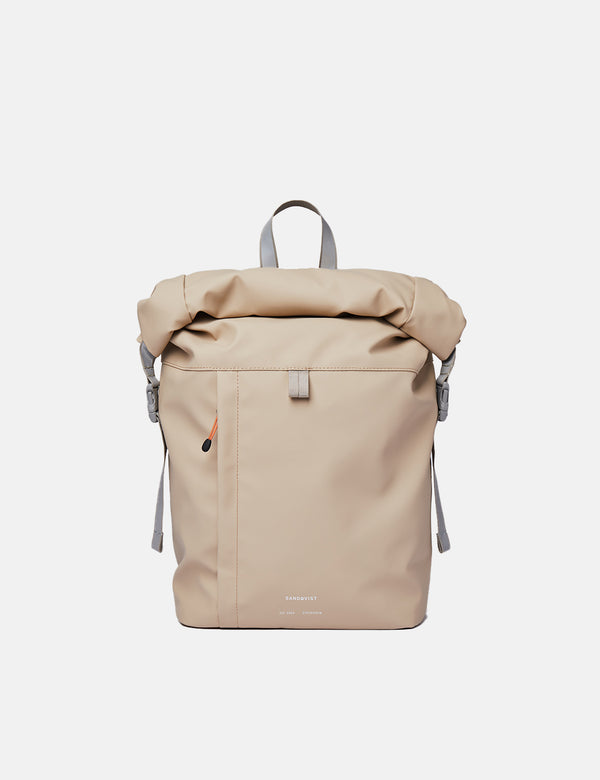 Sandqvist Konrad Backpack - Sand