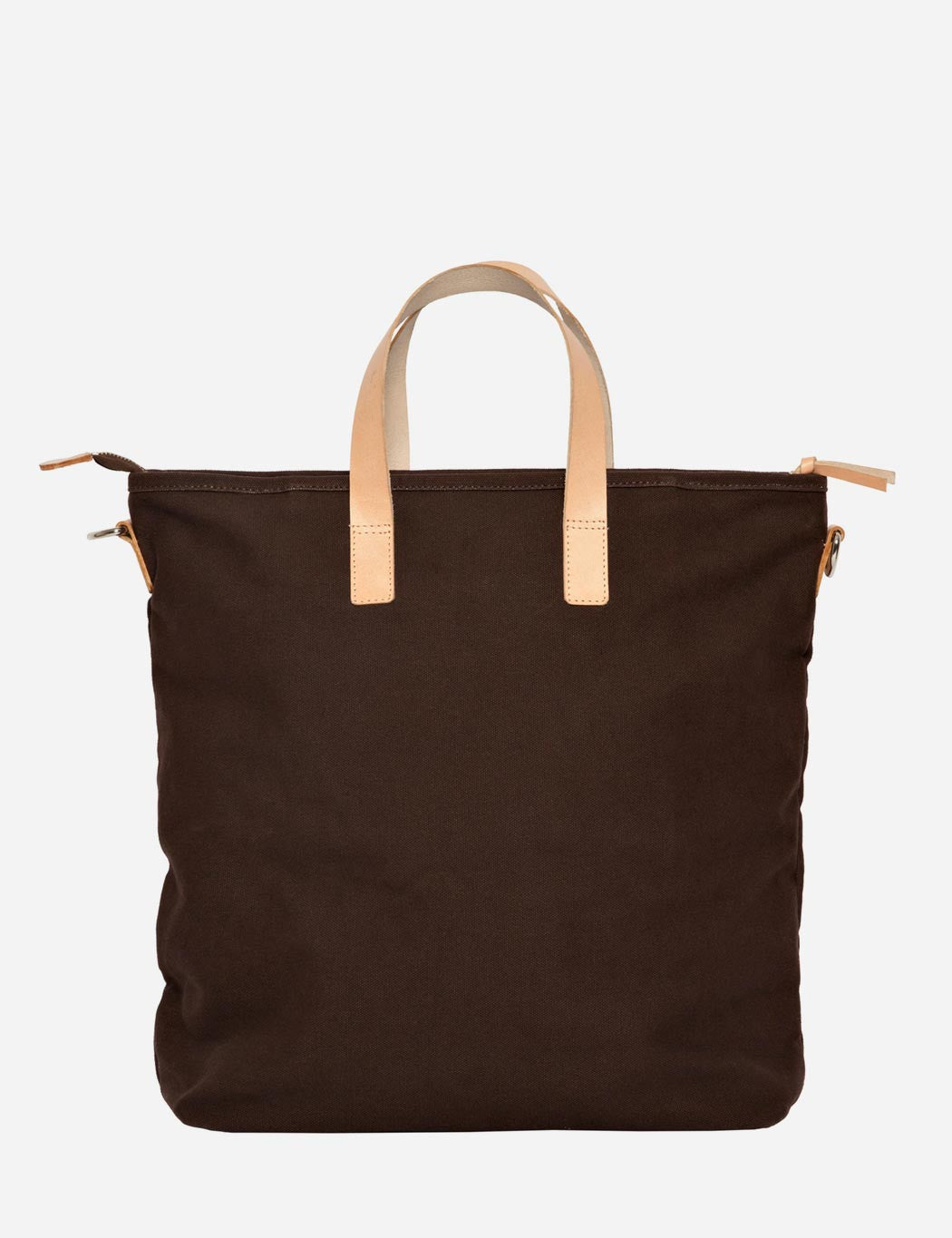 Sandqvist Gudmund Canvas Tote Bag - Brown