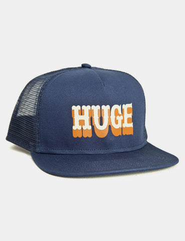 The Hundreds Board Trucker Cap - Navy Blue