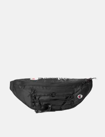 Champion Belt Hip Bag - Black
