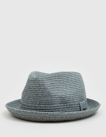 Bailey Billy Trilby Hat - Vetiver Green
