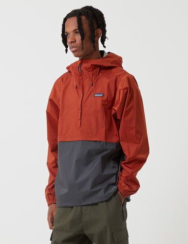 Patagonia Torrentshell Pullover - Copper Ore