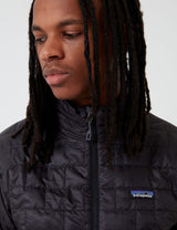 Patagonia Nano Puff Jacket - Black