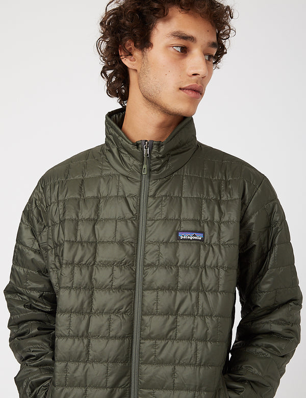 Veste Patagonia Nano Puff - Kelp Forest