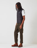 Patagonia Down Sweater Vest - Black