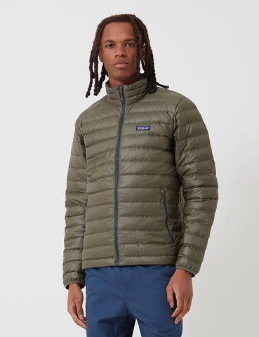 Patagonia Down Sweater Jacket - Industrial Green